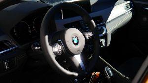 BMW X2 Innenraum