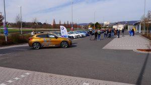 BMW Club Taunus Carfreitag und BMW X2