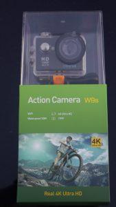 Action Kamera Mbylxk W9s