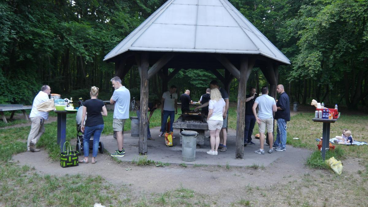 Grillhütte Mörfelden